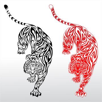 Tiger Tattoo 3