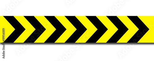 absperrband gelb schwarz stockfotos und lizenzfreie bilder auf bild 19956089. Black Bedroom Furniture Sets. Home Design Ideas