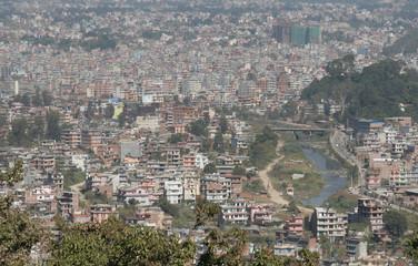 Hauptstadt Kathmandu