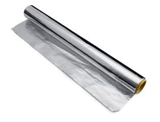 Wrapping food foil
