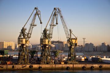Tangier Port