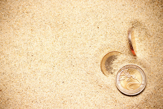 détecteur de métaux, recherche argent, détection sur la plage