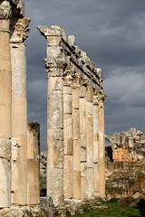 Columned street of Apamea Syria