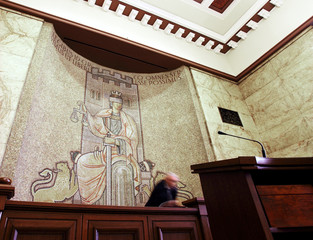 courtroom justice