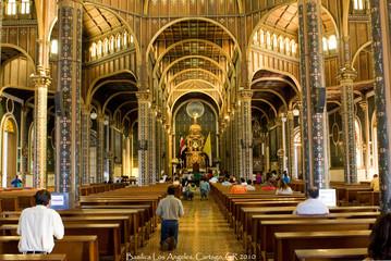 cartago basilica los angeles