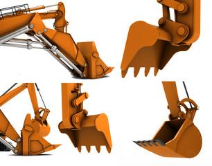 Digger scoop