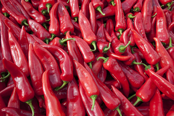 Gemüse auf dem türkischen markt