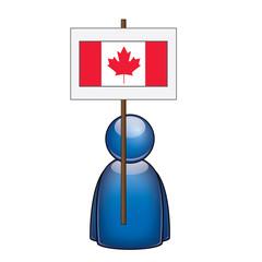Pancarta Canada