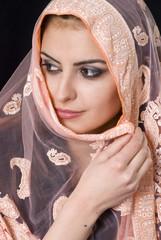 Muslim woman