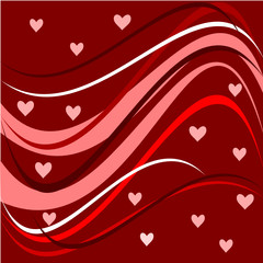 astratto san valentino