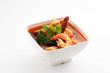 shrimp tom yum
