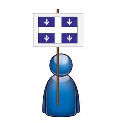 Pancarta Quebec