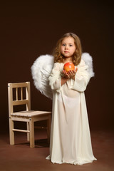 The child-angel