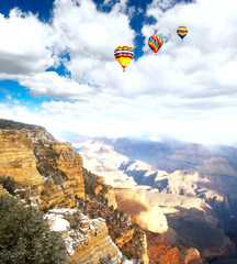 Grand Canyon National Park in Arizona
