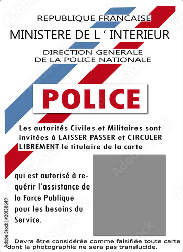 illustration carte de police photo libre de droits sur la banque d 39 images image. Black Bedroom Furniture Sets. Home Design Ideas