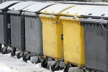 Mülleimer,Mülltonnen
