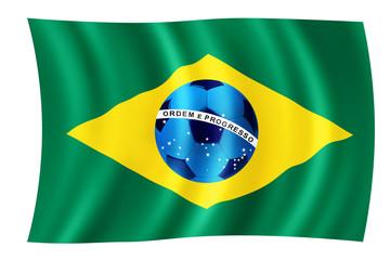 Brasilien Fussballand