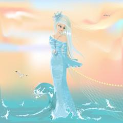 water girl