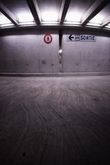 Parking souterrain 3