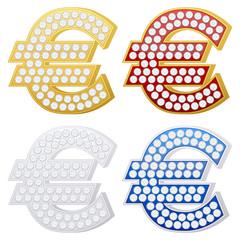 jewelry euro symbol