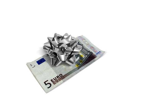Billet de 5 Euro