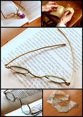 Chères lunettes