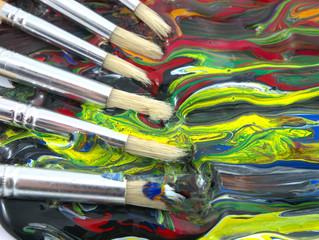 artist's paint