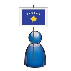 Pancarta Kosovo