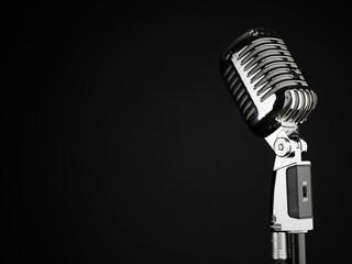 Elvis Mikrofon