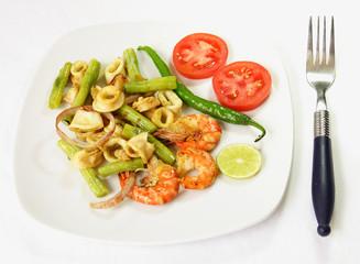 Mealtime - Seafood