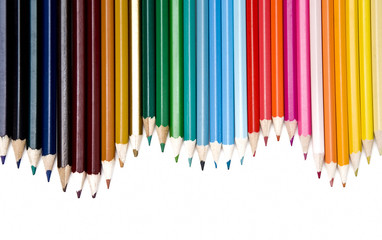 Colored Pencils line