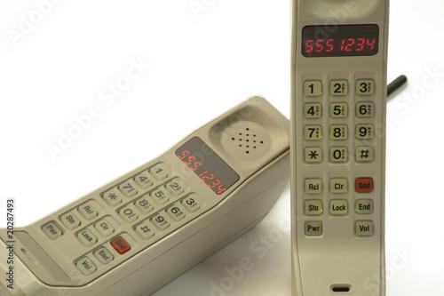 alte handys mobiltelefon anfangszeiten stockfotos und lizenzfreie bilder auf. Black Bedroom Furniture Sets. Home Design Ideas