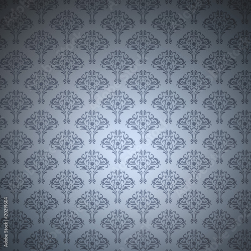 nahtlose retro tapete vintage wallpaper stockfotos und. Black Bedroom Furniture Sets. Home Design Ideas