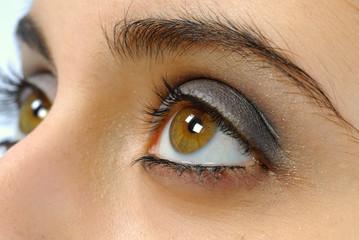 oeil vert 6
