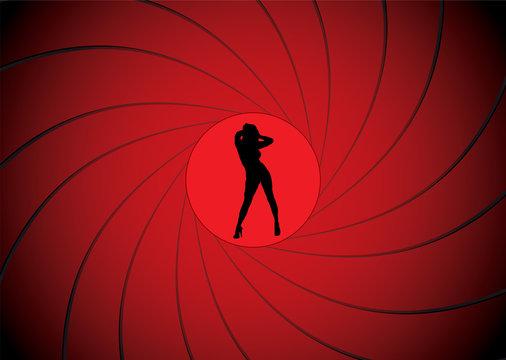 bond gun barrel