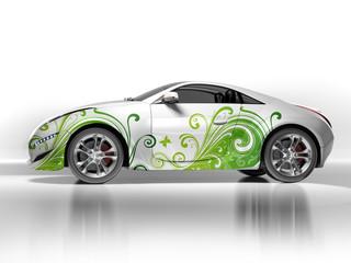 Ecological concept car