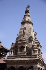 temple jain à Bakthapur