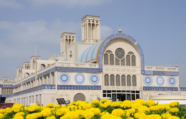 Central Souk in Sharjah City, United Arab Emirates