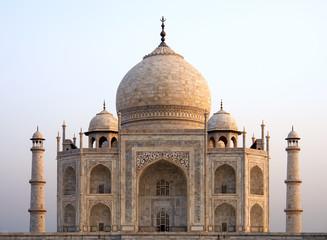 Overview of the Taj Mahal Fototapete