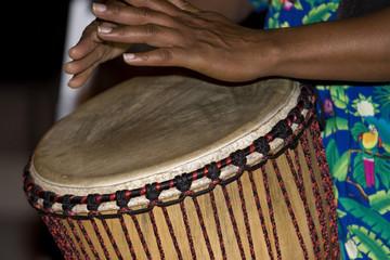 Tropical Drummer