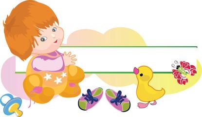 Child banner