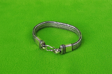 Style steel bracelet