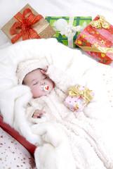 cute santa baby