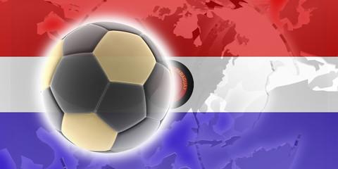 Flag of Paraguay soccer