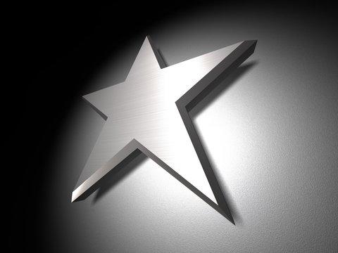 Metal Star Perspective