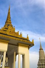 Fotomurales - Cambodian Royal Palace Buildings