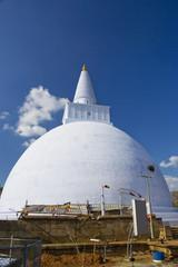 Mirisavetiya Stupa, Anuradhapura, Sri Lanka