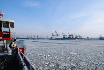 Hafenfaehre Hamburg