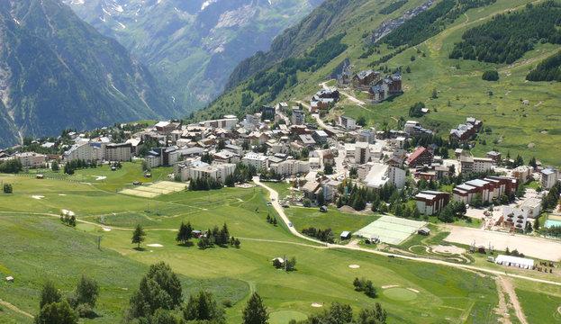 Skistation: Les 2 Alpes