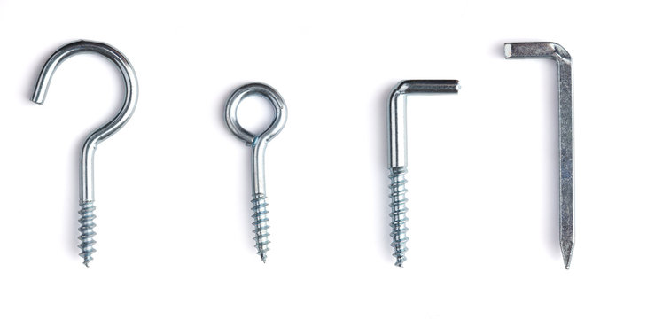 various screws